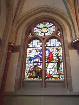 Kath st josephs kirche annen for Fenster joseph